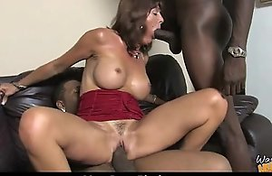 Matured MILF takes overhead bbc 17