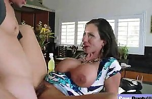 Copulation Action Tape With Mature Busty Wife..