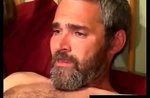 Redneck of age bears masturbating