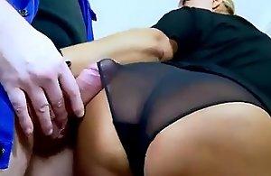 Full-grown slut having big squirting orgams by..
