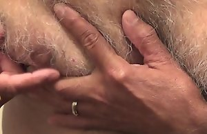 mature paterfamilias  carrying-on with my cock..