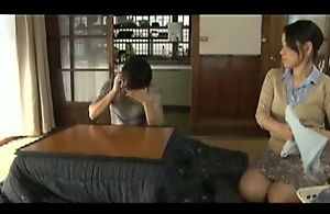 Hairy Frustrated Japanese Mama Desires..