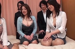 Japanese AV Models are procure a hawt..