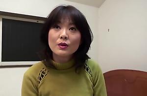 Non-native Japanese slut in Staggering..