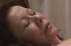 Chizuru Iwasaki hot of age Oriental..