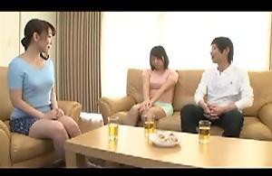 japanese wife skulduggery with step..