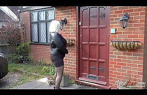 AgedLovE Mature Lady Lacey Starr..