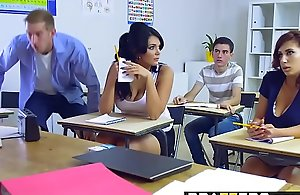 Brazzers - Broad in the beam Tits at..