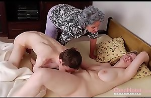 OmaHoteL Grannies And Mature Toys..