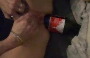 My gal fucktoys her adult asshole