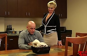 Ryan conner breasty milf hither office