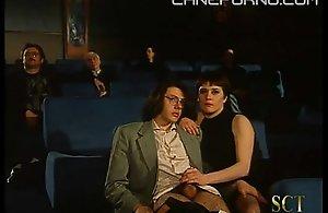 Italian vintage porn movie scene scene..