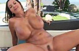 Ava addams sexy dark brown maddened hair milf