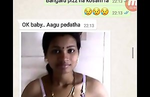 Telugu cheating aunty sarasalu with pakinti abai..