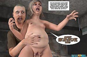3d comic: dramatize expunge chaperone...