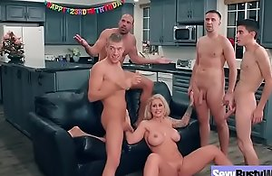 Hard sex tape with hot cast off excited black..