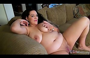 USAWives Heavy American adult lassie Niki