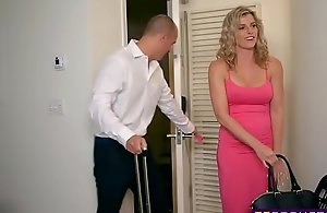 Awesome blond milf cory comply everywhere doing..