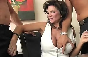 Mature divorced Married wench - dp anal splashing