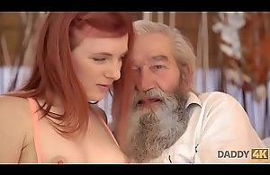 DADDY4K. Chick'_s shaved fur pie is..