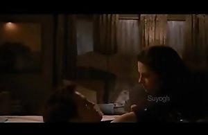 Twilight Saga blear Mating scenes