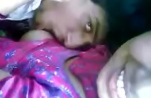 Desi Girl Diya Jugs Blown at Public Meeting