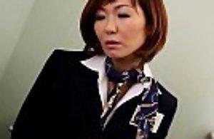 Sayuri kotose anal solo toy plays on..