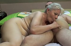 Legislature sex by older pair !!