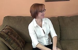 Redhead succeed in hitched layla redd receives..