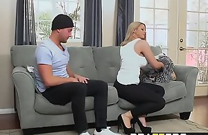 Brazzers.com - dishevelled masseur - a..