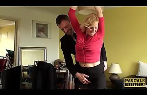 Mature subslut Molly Maracas plowed immutable..