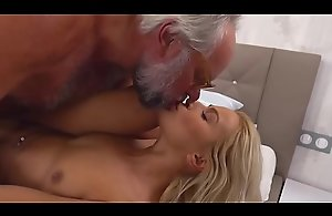 Sexy blondie provides anal rimming..