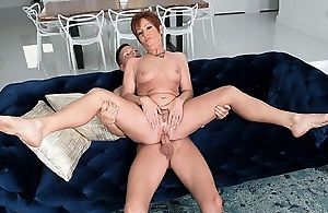 Wife, mother, grandmother...first fuck..