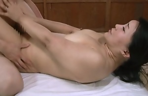 Naughty Asian housewife gets it hard..