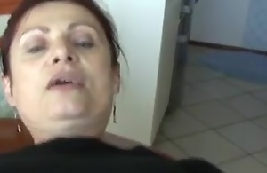 SEXY MATURE HAS SEX FOR MONEY!