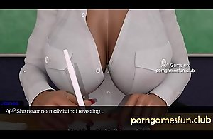 Be passed on Stepmother 3DCG Sex Game