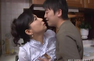 Mai Itou sexy of age Asian babe gets..