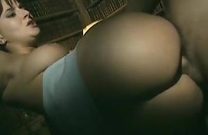 Vintage porn video with trilogy sex