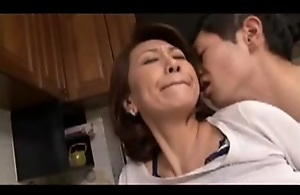 Hot Japanese MILF Moaning Out Loud..