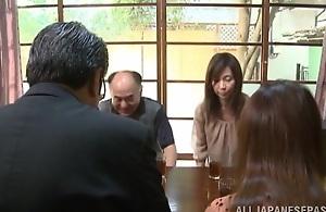 Mika Matsushita increased by Sayoko Kuroki..