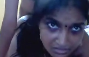 Kannada Indian aunty show backdoor beyond web..