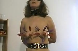 slut fit together tits torture