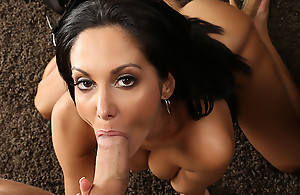 Ava Addams & Danny Mountain nearby Tempted by a..
