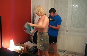 My hot amateur blonde vid with my..