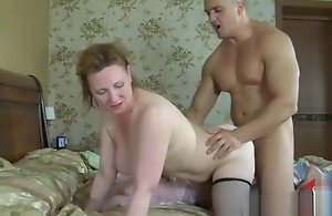 Russian Mom and Sprog 01