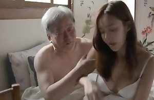 Father-in-law Amazingly Fuck Son's Off colour Wife
