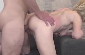 amateur fuck euro domineer anal sex brunette..