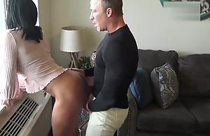 Muscled Mistress Bore Licking