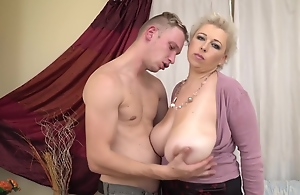 Mature women love juvenile cocks