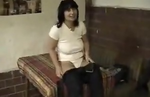 Bulgarian milf has a threesome with 2 dudes on..